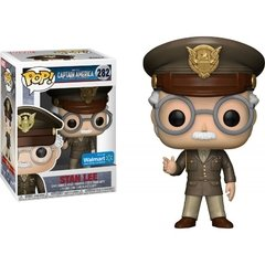 Funko Stan Lee Army General (282) - Cap Am (MVL)