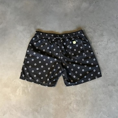 SWIM SHORTS PRETO (IP POÁ BRANCO) na internet