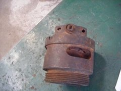 Copo Flange Do Torno Rev. Iram -- 0854 C