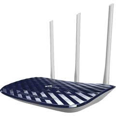 ROTEADOR WIRELESS ARCHER DUAL BAND 2.4GHZ E 5GHZ - AC750 C20 W - TP-LINK