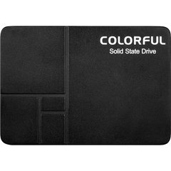 SSD COLORFUL 640GB SATA III 2,5'' - DESKTOP NOTEBOOK ULTRABOOK - COLORFUL na internet
