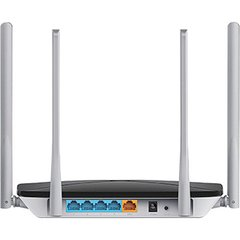 ROTEADOR WIRELESS AC1200 DUAL BAND - AC12 - MERCUSYS na internet