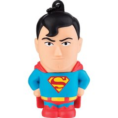 PEN DRIVE DC COMICS SUPER HOMEM 8GB - PD086 - MULTILASER
