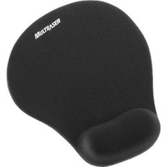 MOUSE PAD GEL - AC024 - MULTILASER (PRETO)