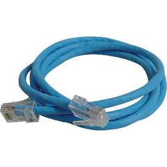 PATCH CORD U/UTP CAT5E CMX 1,5 METRO - T568A - FURUKAWA SOHO PLUS (AZUL)