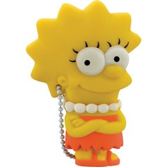 PEN DRIVE SIMPSONS LISA 8GB - PD072 - MULTILASER