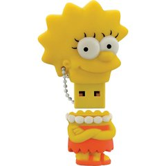 PEN DRIVE SIMPSONS LISA 8GB - PD072 - MULTILASER - comprar online