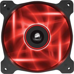 FAN PARA GABINETE AIR SERIES AF120 QUIET EDITION COM LED VERMELHO 120MM X 25MM - CO-9050015-RLED - CORSAIR na internet