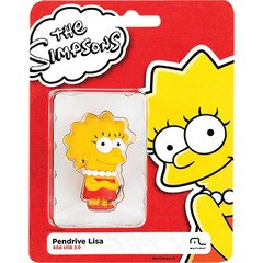 PEN DRIVE SIMPSONS LISA 8GB - PD072 - MULTILASER na internet