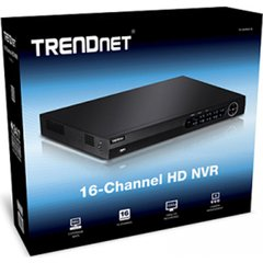 GRAVADOR DIGITAL 16CH NVR FULL HD - TV-NVR2216 - TRENDNET - HSB COMERCIO VIRTUAL