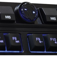 TECLADO WARRIOR GAMER COM LED UBS - TC167 - MULTILASER (PRETO) - loja online