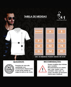 Imagem do Camiseta Long Line Triangle Style