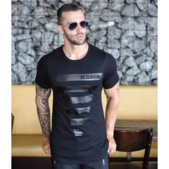 Camiseta Long Line BLACK HERO - comprar online