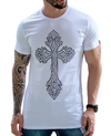 Camiseta Long Line Bright Cross