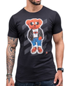 Camiseta Long Line Stylish bear