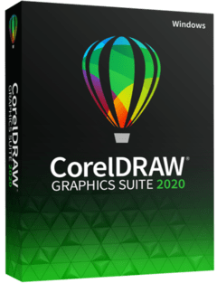 CorelDRAW Graphics Suite 2020 para (Windows/Mac) Vitalício