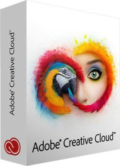 Adobe Creative Cloud 2019 vitalício (Download)