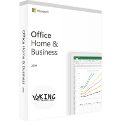 OFFICE 2019 HOME & BUSINESS – 32 / 64 BITS – ESD – MICROSOFT