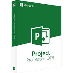 MICROSOFT PROJECT PROFESSIONAL 2019 – ESD