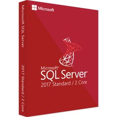 MICROSOFT SQL SERVER 2017 2 CORE