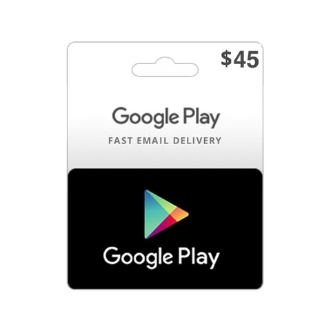 Multipack Tres Tarjetas Google Play $15