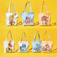 BT21 FLOWER - ECO BAG