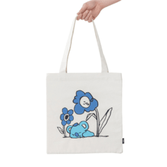 BT21 FLOWER - ECO BAG - CRIATIV STORE