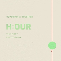 TXT - H:OUR FIRST PHOTOBOOK DVD