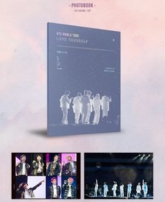 BTS - DVD LOVE YOURSELF IN SEOUL - CRIATIV STORE
