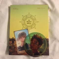 SF9 - KNIGHTS OF THE SUN - comprar online