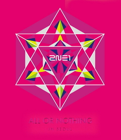 2NE1 - ALL OR NOTHING IN SEOUL (2014 2NE1 WORLD TOUR LIVE CD)