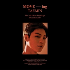 TAEMIN - MOVE (REPACKAGE)