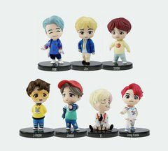 TOY FIGURE BTS - HOUSE OF BTS
