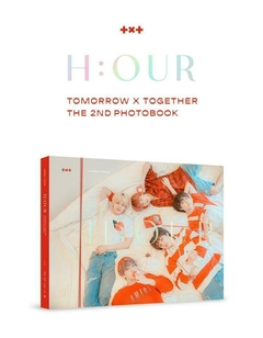 TXT - THE 2ND PHOTOBOOK H:OUR