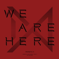 MONSTA X - Take 2: WE ARE HERE