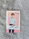 TRADING CARD SEVENTEEN IN CARAT LAND - VERNON