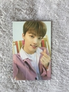 TRADING CARD SEVENTEEN IN CARAT LAND - DINO
