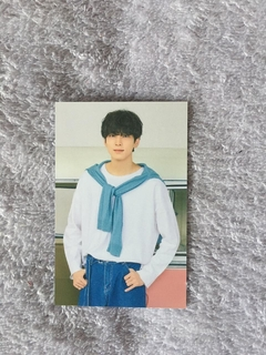 TRADING CARD SEVENTEEN IN CARAT LAND - WONWOO