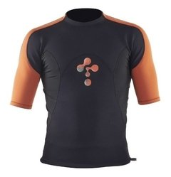Remera Chaqueta Neoprene  Thermoshield M/c 1,5mm Thermoskin