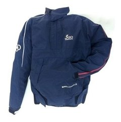 Campera Impermeable Sellada Respirable Treego Olimpica