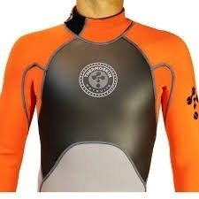 Traje Neoprene Thermoskin Coolskin 3.2mm Largo Surf Kayak - comprar online