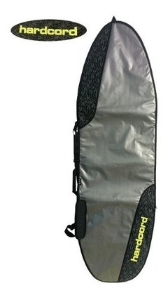 Funda De Viaje Tabla Surf Hardcord 7.6