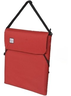 Reposera Portatil Y Liviana Chilly Plegable Roja - comprar online