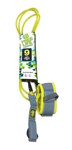 Pita Leash Freelife 9´- Doble Rotor - Varios Colores