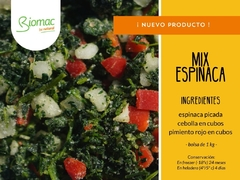 MIX ESPINACA BIOMAC