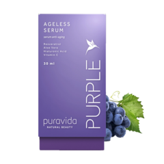 PURPLE AGELESS SERUM 30ML