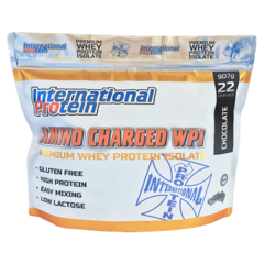 AMINO CHARGED WPI - PROTEÍNA ISOLADA - 907G na internet
