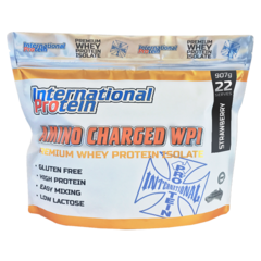 AMINO CHARGED WPI - PROTEÍNA ISOLADA - 907G