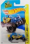 Mountain Mauler 1/64 Hot Wheels