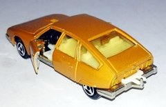 Citroen Cx  - Majorette (france) 1/60 Aprox en internet